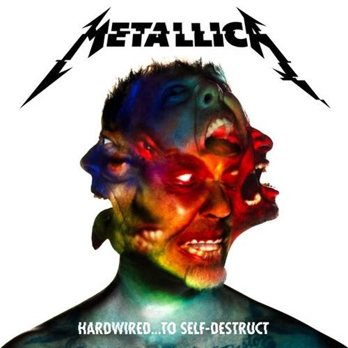 Lp Metallica Hardwired...To Self Destruct Duplo 180gr  - Casafaz