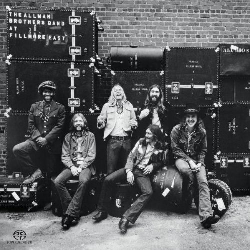 Lp Allman Brothers Band At Fillmore East Direct Metal Master 180g Duplo