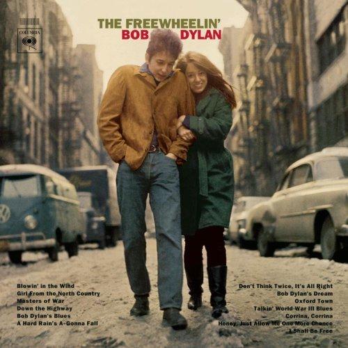 Lp Bob Dylan The Freewheelin