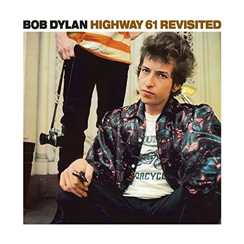 Lp Bob Dylan Highway 61 Revisited MONO 180gr  - Casafaz