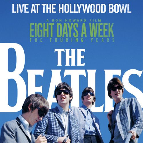 Lp The Beatles Live at the Hollywood Bowl 180gr  - Casafaz