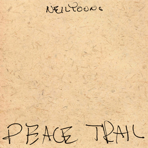 Lp Neil Young Peace Trail