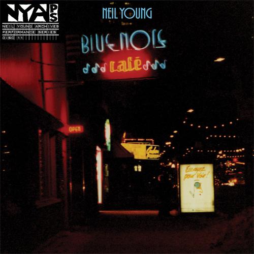 Lp Neil Young Bluenote Café Box 4 Lps