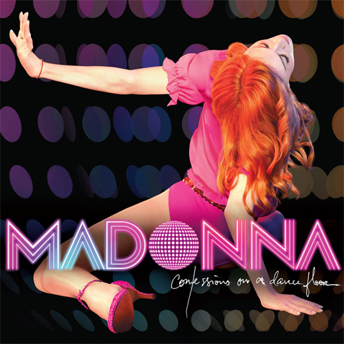 Lp Madonna Confessions On A Dance Floor Duplo Pink Vinyl