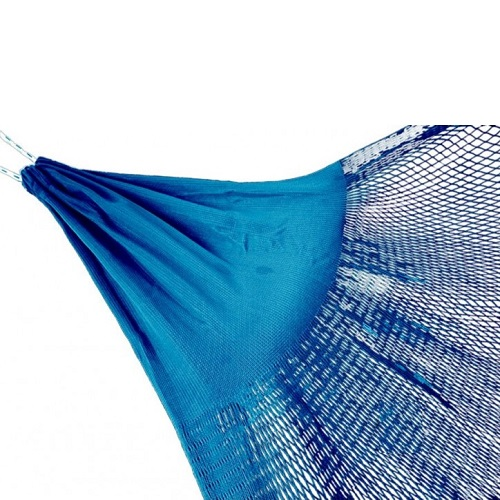 Rede de Descanso Araty Relax Azul   - Casafaz