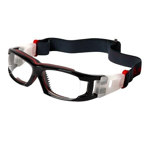 Óculos Hodgson De Futebol Basquete Preto/Vermelho + Case   - Casafaz
