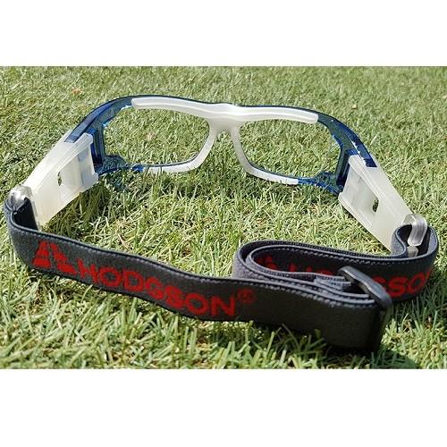 Óculos Hodgson De Futebol Basquete Azul + Case