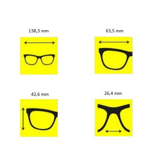 Óculos Hodgson De Futebol Basquete Azul + Case   - Casafaz