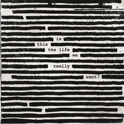 Lp Roger Waters Is This The Life We Really Want ? Duplo  - Casafaz