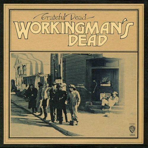 Lp Grateful Dead Workingman's Dead - 70