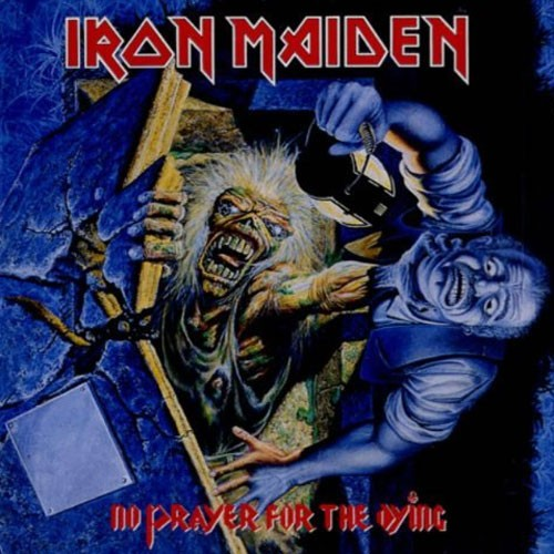 Lp Iron Maiden No Prayer For the Dying 180gr  - Casafaz