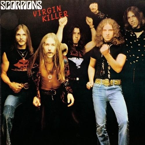 Lp Scorpions Virgin Killer Audio Fidelity Numbered 0429  - Casafaz
