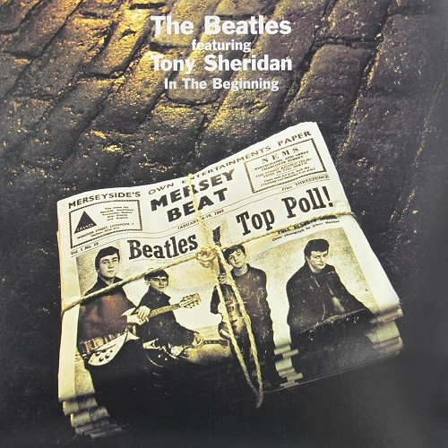 Lp The Beatles Featuring Tony Sheridan In The Beginning  - Casafaz