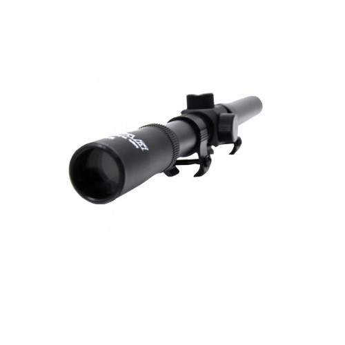 Luneta Mira Rifle Scope 4x20mm Carabina