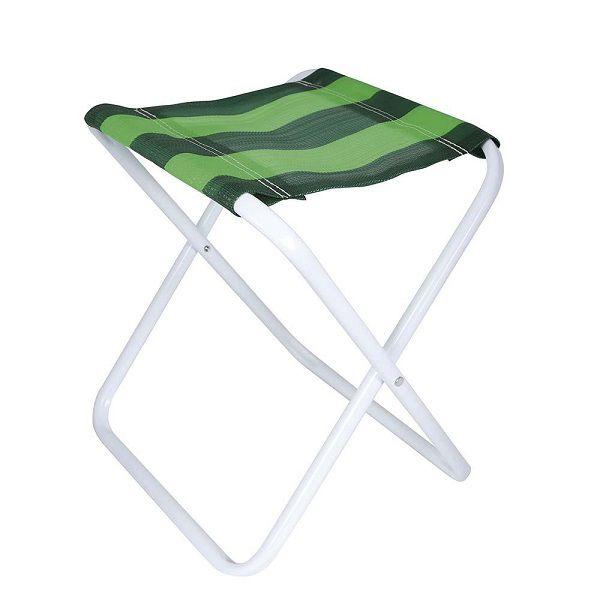 Banco Banqueta Dobrável Cadeira Prática Camping Pesca Mor  - Casafaz