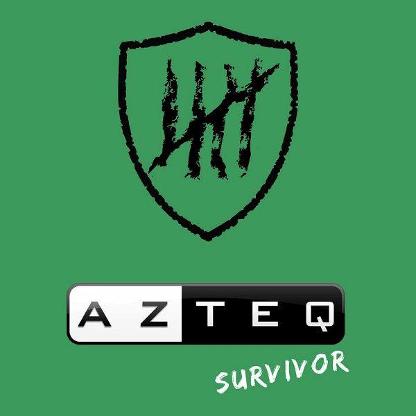 Barraca Mykra SURVIVOR Azteq 2 Pessoas Verde 2,15 X 1,25 X 1,00 Mts Nautika  - Casafaz