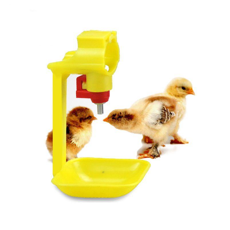 Bebedouro Automático Pendurado Para Frangos e Aves 10 Peças  - Casafaz
