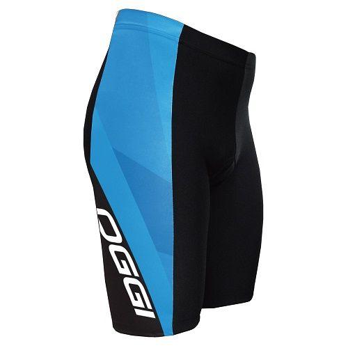 Bermuda Ciclismo Oggi Hacker Masculina Preto/Azul