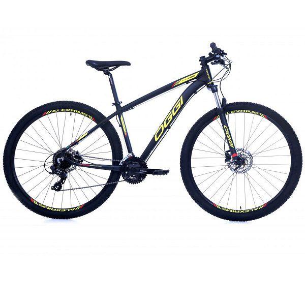 Bicicleta Bike OGGI Aro 29 - Hacker HDS