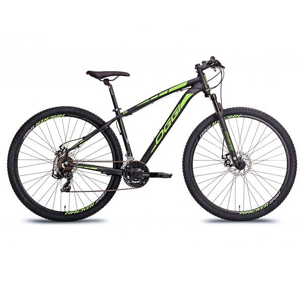 Bicicleta Bike OGGI Aro 29 - Hacker Sport Quadro 17   - Casafaz