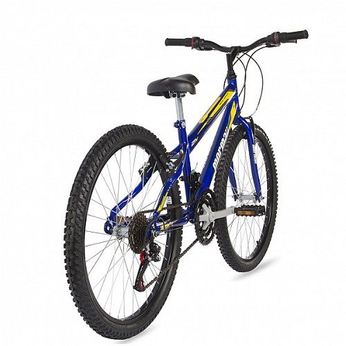 Bicicleta Mormaii Aro 24 Mountain Bike New Wave 21V C16 Azul  - Casafaz