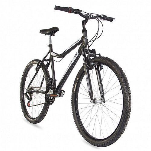 Bicicleta Mormaii Aro 26 Mountain Bike Jaws Suspensão 21V C16 Preto Fosco  - Casafaz
