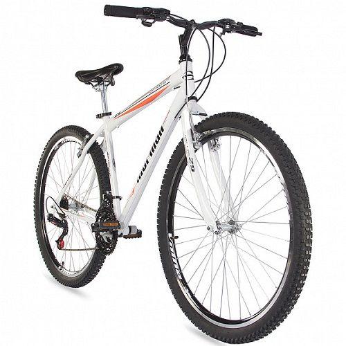 Bicicleta Mormaii Aro 29 Mountain Bike Jaws V-Brake 21V Branca  - Casafaz