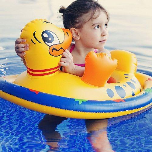 Boia Infantil Seat Animal Pato Nautika  - Casafaz