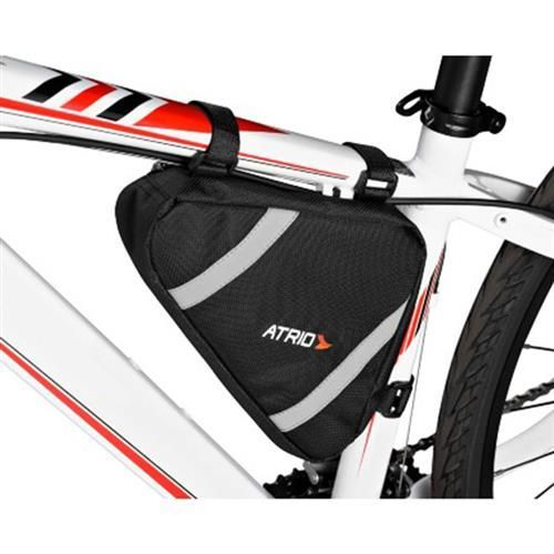 Bolsa de Selim Quadro Para Bike Atrio BI094  - Casafaz