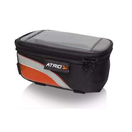 Bolsa Para Quadro Com Porta Celular Para Bike Phone Bag Atrio BI022