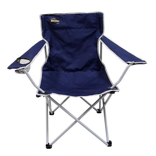 Cadeira Dobrável Alvorada Nautika Azul