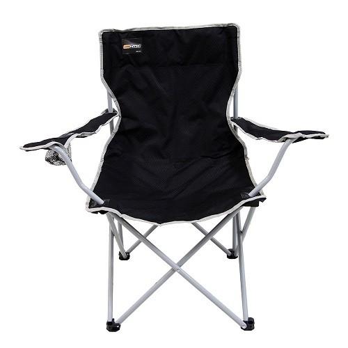 Cadeira Dobrável Alvorada Nautika Preta