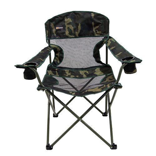 Cadeira Dobrável Fresno Nautika Camuflada