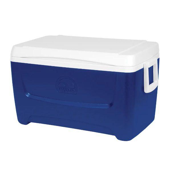 Caixa Térmica Igloo Island Breeze 48QT Cooler 45 Litros Nautika