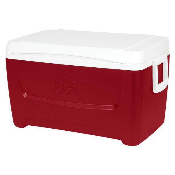 Caixa Térmica Igloo Island Breeze 48QT Cooler 45 Litros Nautika  - Casafaz