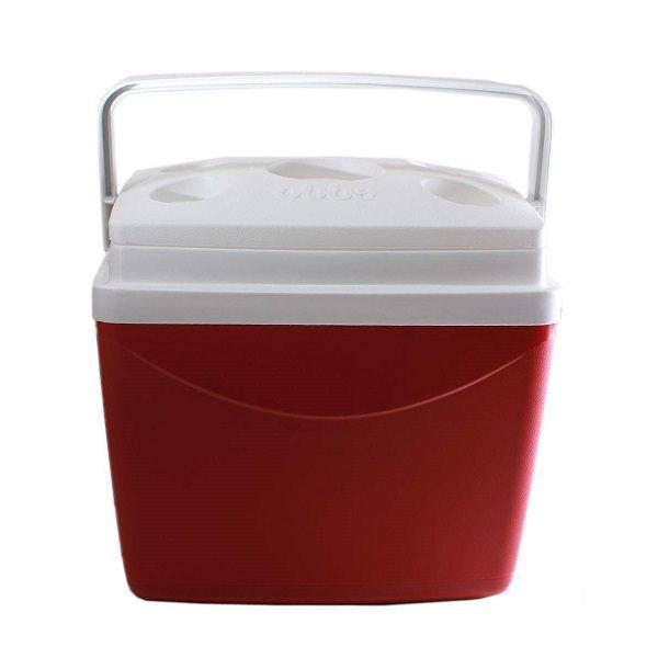 Caixa Térmica Obba 32 Litros Vermelha