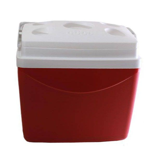 Caixa Térmica Obba 32 Litros Vermelha  - Casafaz