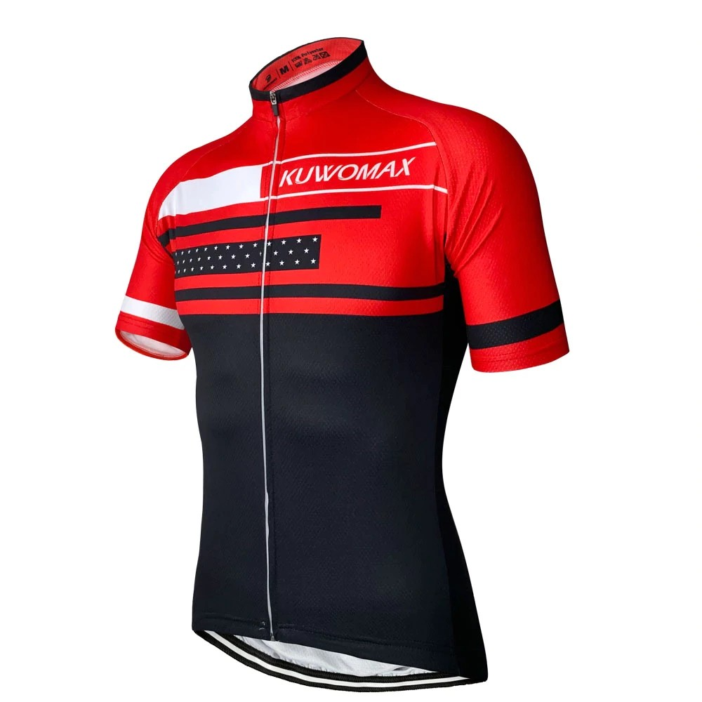 Camisa Ciclismo Bike Mtb Manga Curta Kuw