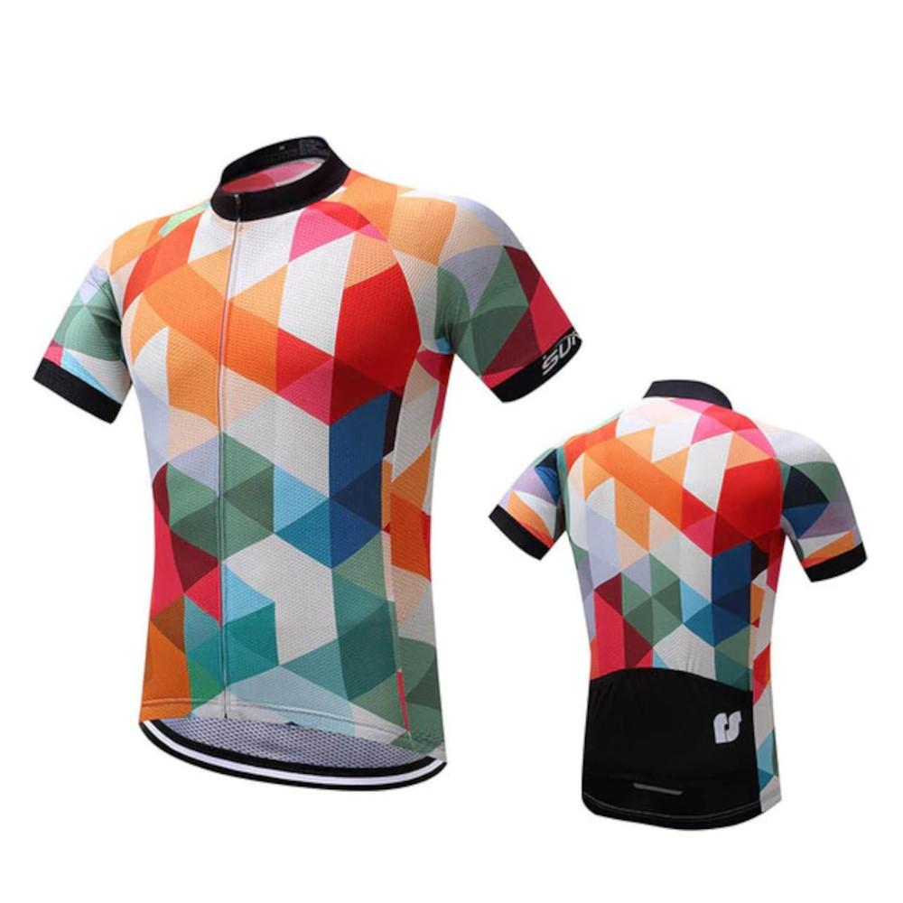 Camisa Ciclismo Bike Mtb Masculina Formas Tm