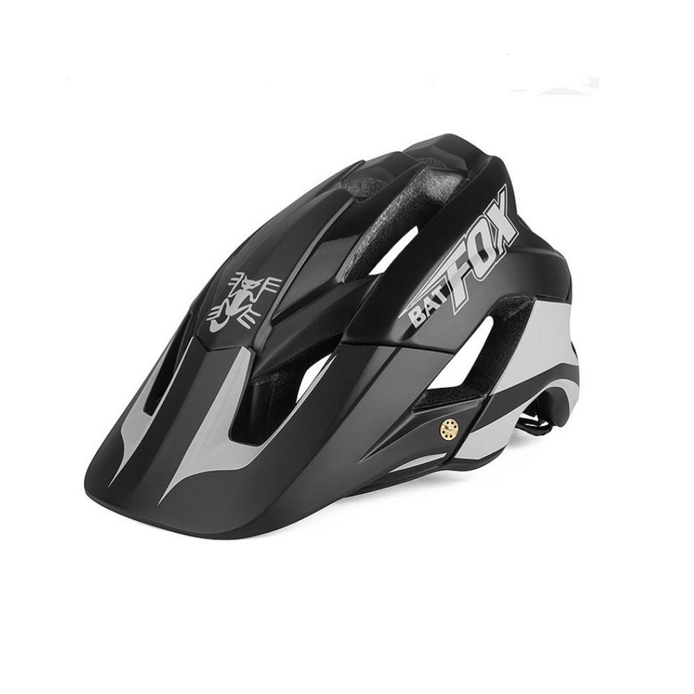 Capacete Ciclismo MTB Bat Fox Reflexivo 56 a 62cm