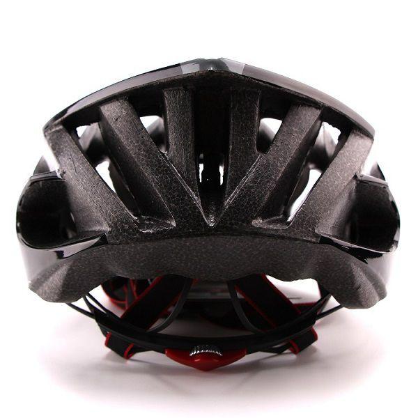Capacete Ciclismo MTB Bike Mold Cairbull 58-62 Cinza/Vermelho   - Casafaz
