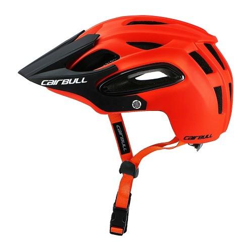 Capacete Ciclismo MTB Bike Mold Cairbull CB-07 55-61 Orange  - Casafaz