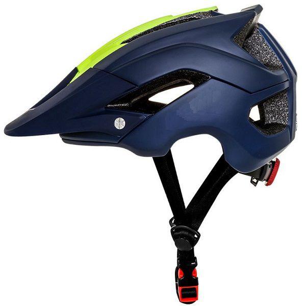 Capacete Ciclismo MTB Road Bike Mold Lixada Azul 56 a 62cm
