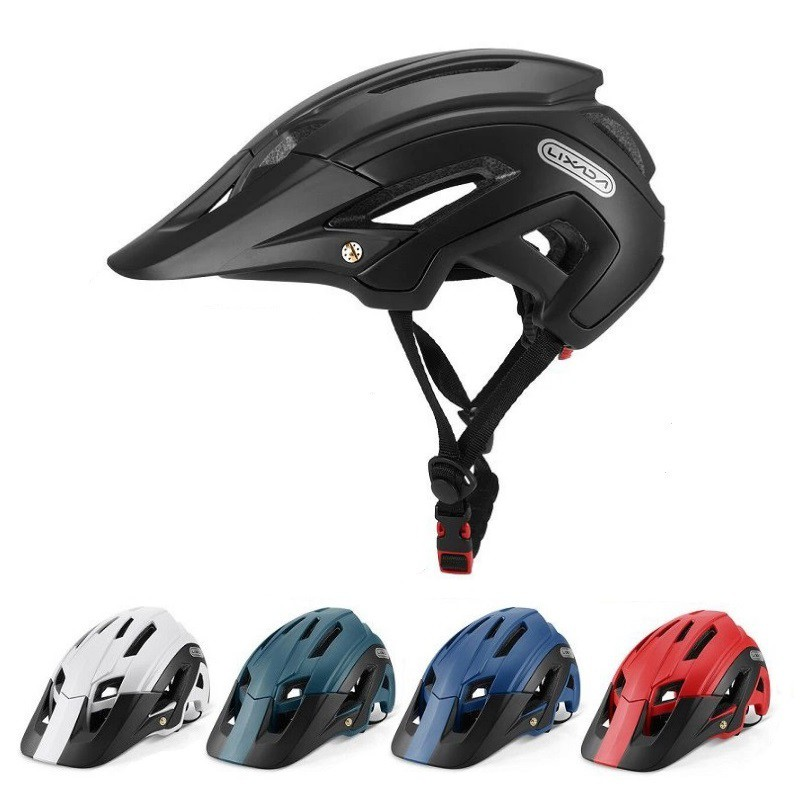 Capacete Ciclismo MTB Road Bike Mold Lixada New 56 a 62cm