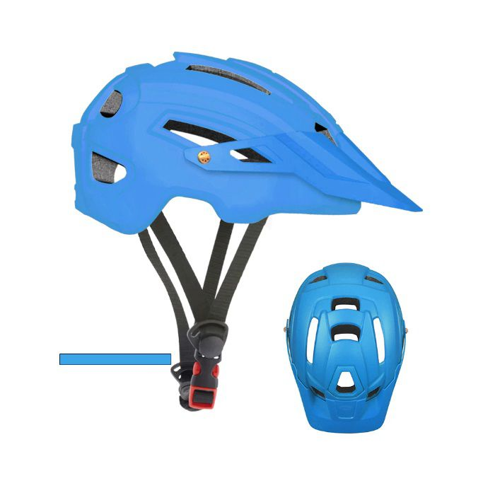 Capacete Ciclismo XTiger MTB Trail Speed 57-61  - Casafaz