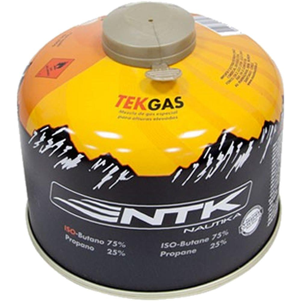 Cartucho De Gás Tekgas Nautika Com Valvula 230g 5 Unidades  - Casafaz