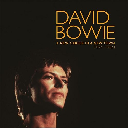 Cd Box David Bowie A New Career In A New Town 1977-1982 9cds