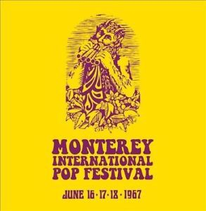 Cd Box Monterey International Pop Festival June 1967