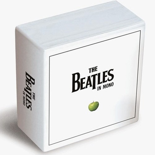 Cd Box The Beatles In MONO 10 Albuns 185 Musicas
