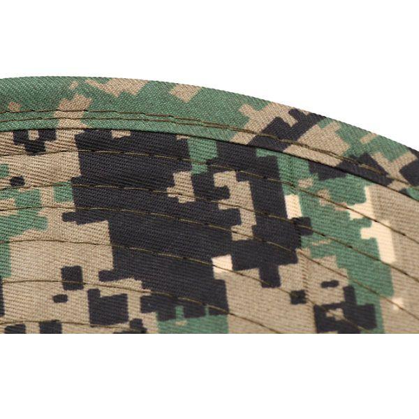 Chapéu Tático Boonie Camuflado Selva 693  - Casafaz